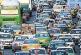 پرترددترین خیابان ایلام در محاصرهی نمایشگاههای اتومبیل