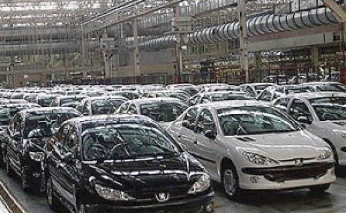 قیمت خودروهای داخلی در بازار دوشنبه ۲۷ آبان ۹۲