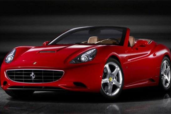 معرفی خودروی Ferrari California