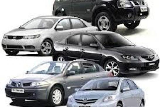 قیمت روز انواع خودرو در ایران یکشنبه ۲۱ مهر ۹۲