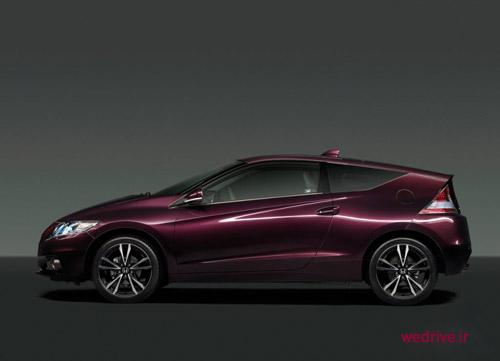 هوندا CR-Z برای ۲۰۱۳