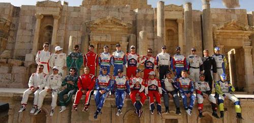 جدال با سنگ خاک در اردن