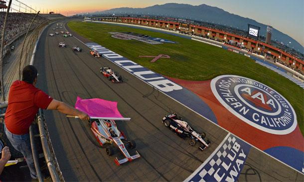 نتایج مرحله 11 مسابقه اتومبیل رانی ایندی کار فونتانا