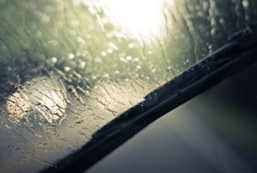 آموزش رانندگی در شرایط بارندگی