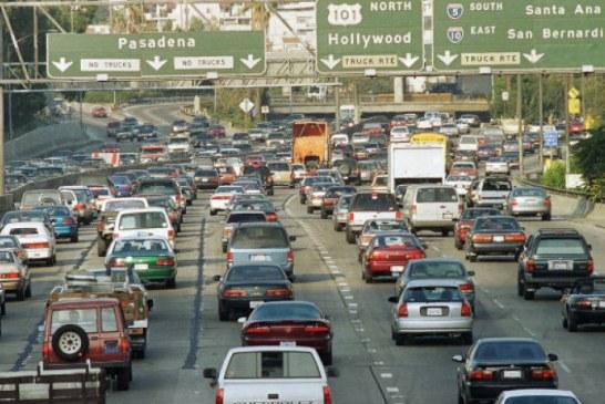 رانندگی در آمریکا