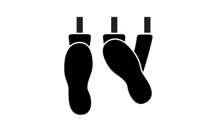 تکنیک Heel And toe