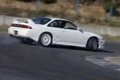 تکنیک Braking Drift