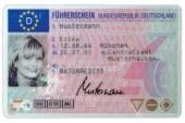 گواهینامه رانندگی در آلمان