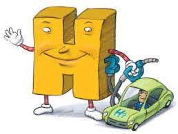 هیدروژن در خودرو