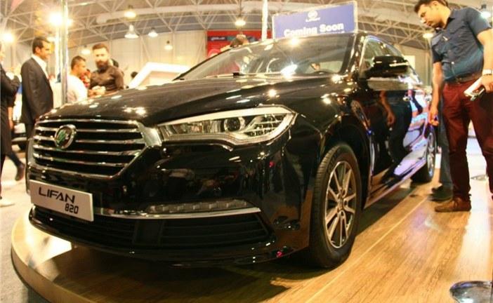 گزارش تصویری از نمایشگاه خودرو شیراز
