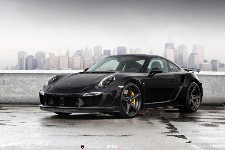 پورشه 911 استینگر GTR