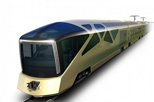 طراحی قطار لوکس