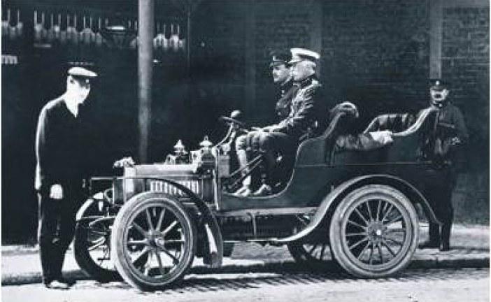 تاریخچه رولز رویس Rolls Royce