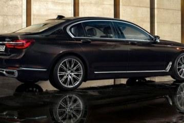 سفارشی سازی ب ام و سری ۷ مدل ۲۰۱۶