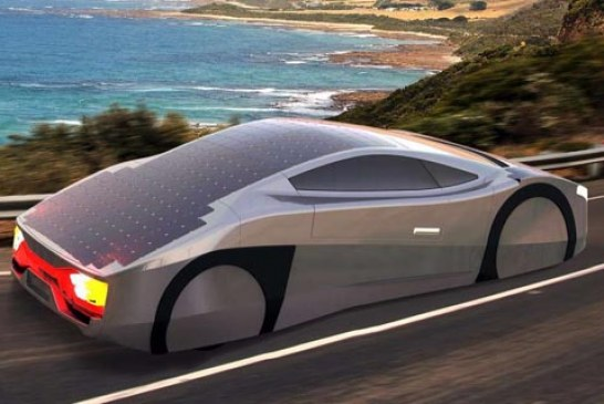 معرفی سریعترین خودروی خورشیدی