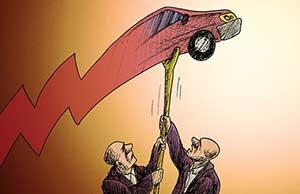 پیشبینی نمایشگاهداران از قیمت خودرو در آینده