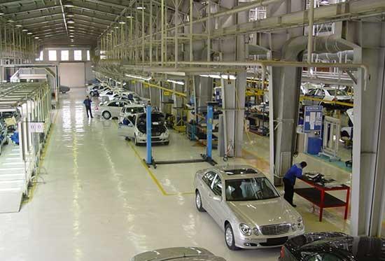مرسدس بنز با چه خودروهایی به ایران بازخواهد گشت؟