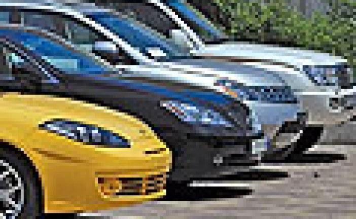 نقض قانون واردکنندگان خودروهای لوکس