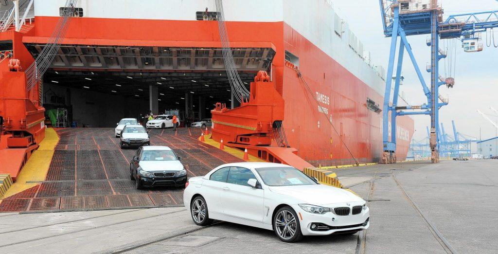 کاهش  قیمت خودروهای وارداتی