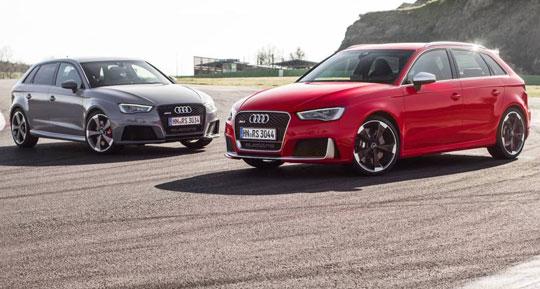فروش RS3 Sport Back در استرالیا