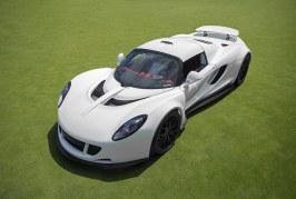 هنسی ونوم GT یکی از سریعترین خودروها