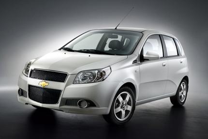 شورولت Aveo خودرویی جذاب برای خانم ها!