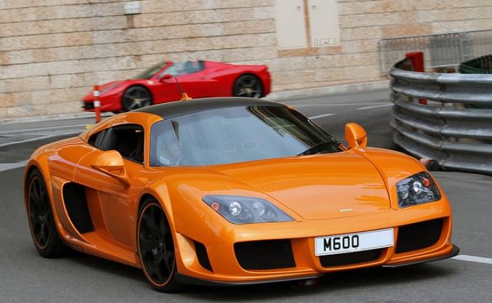 نوبل M600 یکی از سریعترین خودروها!