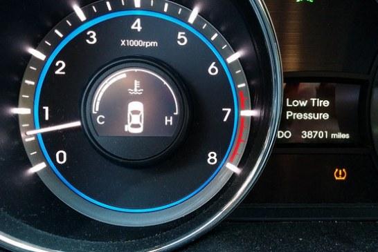 آشنایی با سیستم کنترل فشار لاستیک خودرو (TPMS)