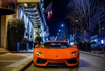 لامبورگینی اونتادور یکی از سریعترین خودروها!