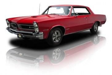 پونتیاک GTO 1965 , محبوب آمریکایی ها!