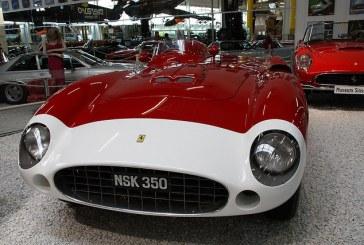 فراری ۸۶۰ مونزا کمیاب ترین خودروی دنیا!