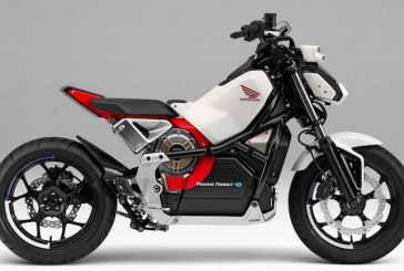 معرفی جدیدترین موتورسیکلت مفهومی هوندا