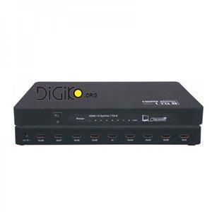 اسپلیتر ۱ به۸ پورت HDMI