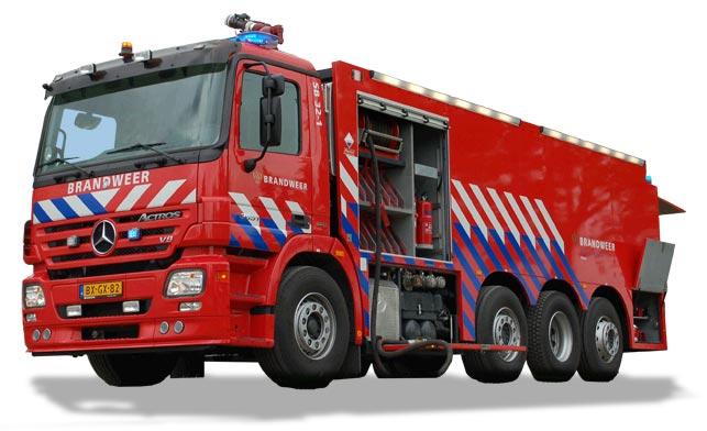 نکات جالب در مورد آتش نشانی