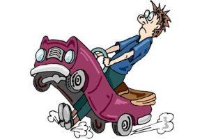 اگر اتومبیل ترمز نگرفت!!