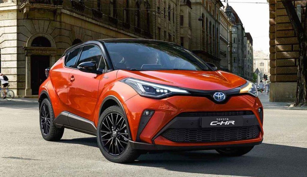 تویوتا از خودرویی مبتنی بر یاریس در نمایشگاه ژنو 2020 رونمایی می کند
