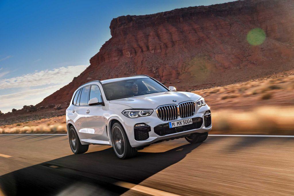 نسخه هیبریدی متعادل BMW X5 - BMW X6